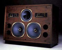 Vintage audio Tannoy Buckingham speakers