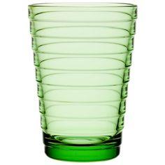 Aino Aalto glas äppelgrön