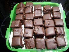 Rezept: Keks & Co: Dominosteine Bild Nr. 3062