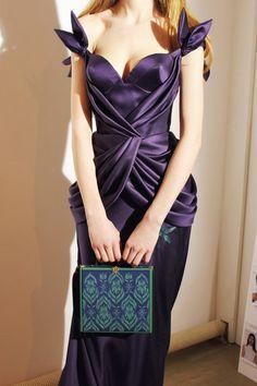 ivebeentothewonderland: Ulyana Sergeenko Haute Couture...