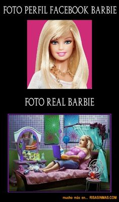 Photo barbie lol
