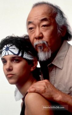 A gallery of The Karate Kid, Part II publicity stills and other photos. Featuring Ralph Macchio, Pat Morita, Tamlyn Tomita, Pat Morita and others. The Karate Kid 1984, Karate Kid Movie, Karate Kid Cobra Kai, Cobra Kai Wallpaper, William Zabka, Image Film, Ralph Macchio, Kids Part, Kid Character