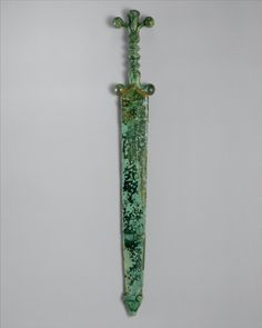 Celtic, Sword and scabbard, c.60 BC