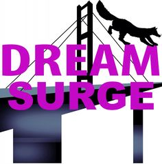 Dream Surge, our Twitch Channel. Find us on Twitch!