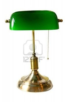 Google Image Result for http://us.123rf.com/400wm/400/400/Baloncici/Baloncici1101/Baloncici110100032/8524747-classic-bank-table-lamp-isolated.jpg