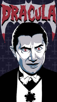 Horror Icons, Horror Movie Posters, Horror Art, Horror Movies, American Horror Story Art, Lugosi Dracula, Tupac Art, Rock Poster, Classic Monsters