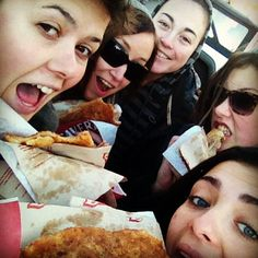 It's a fact. BeaverTails pastries taste better when shared with friends :) Instagram photo by @Kim Stewart (charmer04)