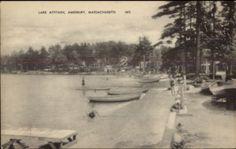 Amesbury-MA-Lake-Attitash-Postcard