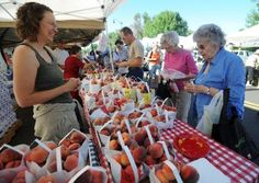 lafayette peach festival - Google Search