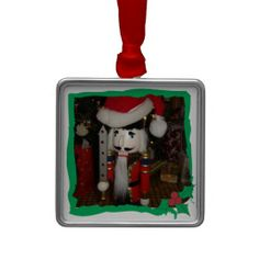 Picture Ornament- Add your own pic!!  #photo #ornament #personalized #picture #Christmas #tree #holly