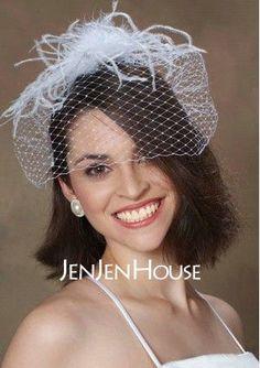 Wedding Veils - $24.99 - Veil (006003768) http://jenjenhouse.com/pinterest-g3768