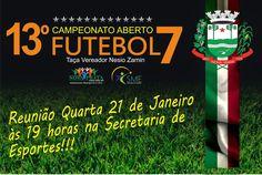 Rádio Web Mix Esporte&Som: Futebol 7 de Nova Prata terá sua primeira reunião