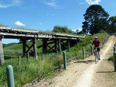 Birregurra - Forrest 'Tiger' Rail Trail - Victoria