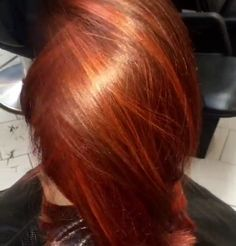 Copper Hair, Red Hair, Long Hair Styles, Beauty, Crimson Hair, Beleza, Redheads, Long Hair Hairdos, Red Heads
