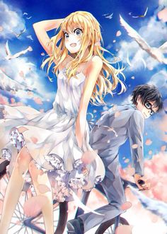 Your Lie in April / Shigatsu wa Kimi no Uso (四月は君の嘘)