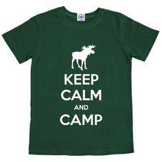 Keep Calm and Camp