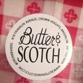 Butter & Scotch - Crown Heights, Brooklyn