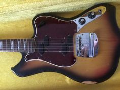 Fender Custom (Maverick) 1969 Sunburst