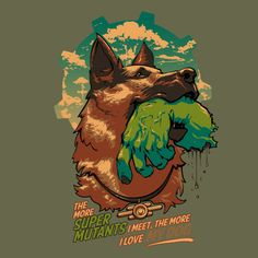 Fallout Post-apocalyptic Pal T-Shirt