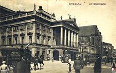 1904 , Straż pożarna na ul. Świdnickiej.
