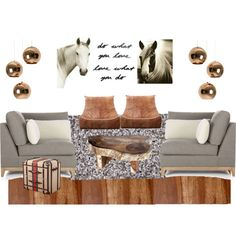 Do what you love...Living room moodboard by A-Interior Designs