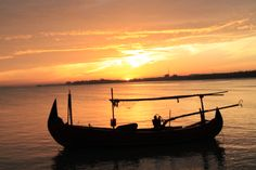 Sunrise at the beach BOM  Tuban-INDONESIA