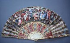 Hand fan (c. 1760)