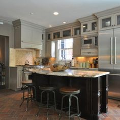 Downtown Mobile Alabama Historic Home Kitchen Remodel Modern Enchanting Coast Design Kitchen And Bath Design Ideas