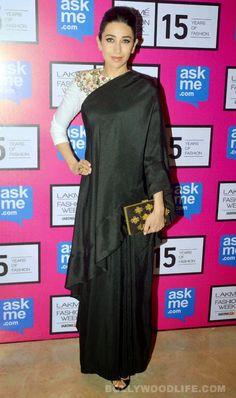 Karishma Kapoor in Anamika Khanna sari