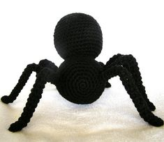 SPIDER CROCHET PDF Crochet Pattern by bvoe668 on Etsy