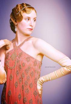 Otro vestido de Lady Edith