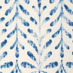 Kaftor Leaf color Wave Original Print by Ellen Eden Printed on Belgian Linen