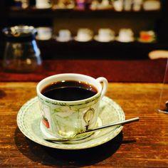 渋谷「茶亭 羽當」で美味しいコーヒーを。