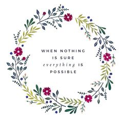 Freebie Friday - Everything is Possible Print - Freebie Friday – Everything is Possible Print – Archer and Olive -