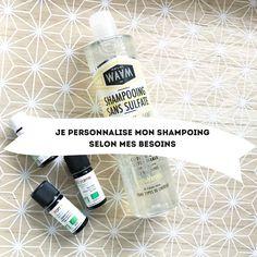 Je personnalise mon shampoing selon mes besoins. Faire son shampoing maison demande quelques minutes, on peut dire 10 minutes grand maximum