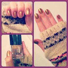No frio damos um jeitinho pra fazer as unhas ❄#PicFrame #nipotips #lelisblancbeaute #topshop