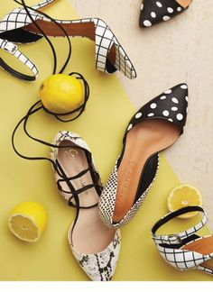 #anthrofav prettiest polka dots!