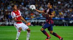 Barcelona upcoming match of Champions league