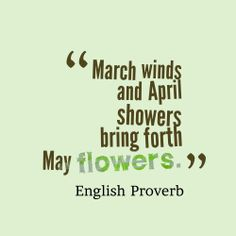Month Of March Quotes Images Google Search A B Cs Of
