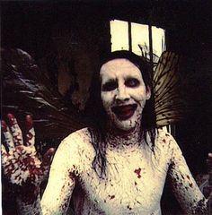 Marilyn Manson Young | Thierry Ardisson : Drôle de grand-père quand même ?