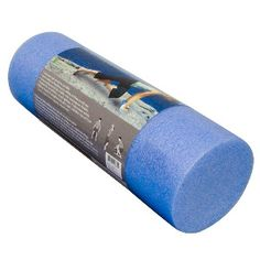 Zenzation Pur Athletics Therapeutic Foam Roller in Blue
