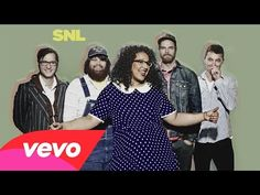 Alabama Shakes - Gimme All Your Love (Live on SNL) - YouTube