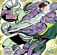 S'ym (Otherplace/limbo demon, X-Men/New Mutants foe)