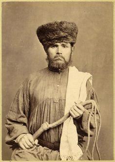 """From """"Russian types of Nerchinsk katogra / penal servituon"""", 1891 by Aleksey Kuznetsov"""