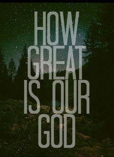 We hve An Awesome God