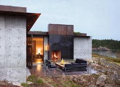 Tom Kundig - Triangle Modernist Houses - America's Largest Archive of Residential Modernist Design