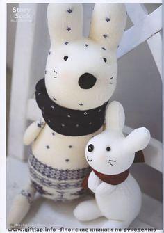Muñecos calcetines - sock doll 03