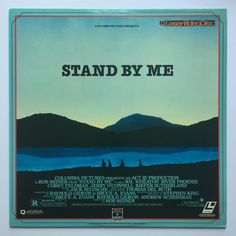 Stand by Me Laserdisc