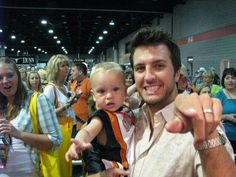 1000 images about luke bryan on pinterest luke for How many kids does luke bryan have
