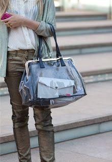 G.ECE.D: şeffaf çanta